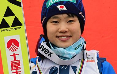 MŚ Seefeld: Yuki Ito najlepsza natreningu