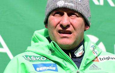 Janus kończy pracę jako główny trener w Słowenii