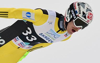 PŚ Lillehammer: Johansson najlepszy wII serii treningowej, Stoch trzeci
