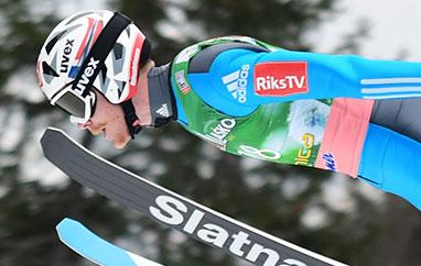 PŚ Oslo: Johansson najlepszy wserii próbnej, Stoch czwarty