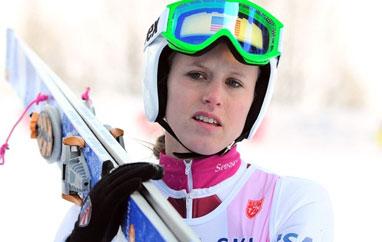 PŚ Ramsau: Alissa Johnson najlepsza wkwalifikacjach, dobry skok Takanashi