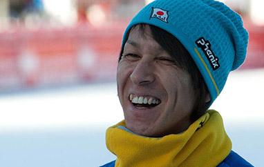 PŚ Kulm: Noriaki Kasai najstarszym zwycięzcą konkursu Pucharu Świata!