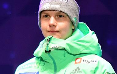 FIS Cup Villach: Ema Klinec deklasuje w serii próbnej