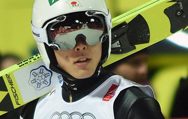 LGP Hakuba: Kobayashi przed Kobayashim, bez Polaków w czołówce