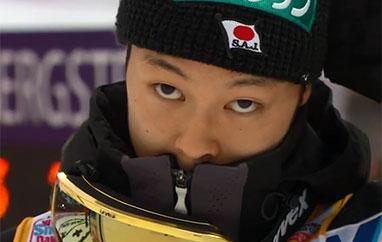 Kobayashi: Nie czuję presji bycia faworytem Turnieju Czterech Skoczni