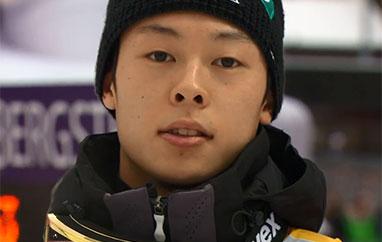 Kobayashi: Najważniejsze, żebym cieszył się swoimi skokami