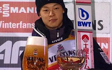 Kobayashi: Pierwszy krok już wykonałem