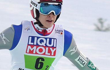 TCS Oberstdorf: Kobayashi najlepszy wserii próbnej, dobre skoki Polaków