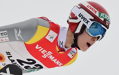TCS Innsbruck: Kobayashi najlepszy wI serii treningowej, Stoch szósty