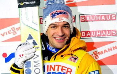 PŚ Lillehammer: Hayboeck iKofler wygrywają treningi, Polacy słabo