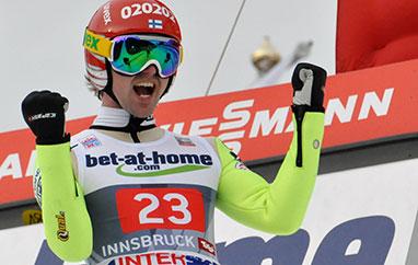 Nominacje olimpijskie dla Finów
