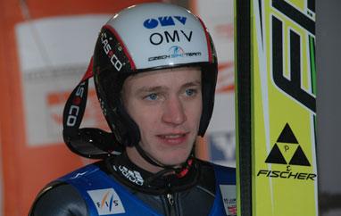 PŚ Lillehammer: Koudelka wygrywa serię próbną, niezłe skoki Polaków