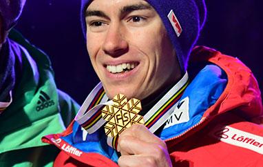 Kraft: Jeszcze latem medal wydawał się tak bardzo odległy...