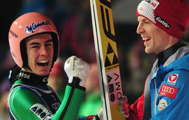 Kraft i Hayboeck zaskoczeni miejscami na podium