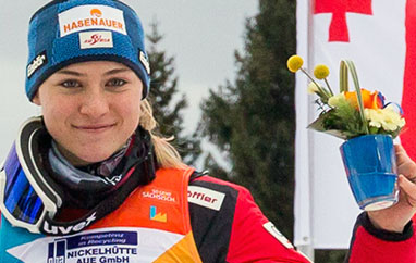 PŚ kobiet: Marita Kramer najlepsza wdrugim treningu