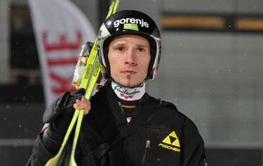 TCS Oberstdorf: Kranjec wygrywa trening, Stoch trzeci