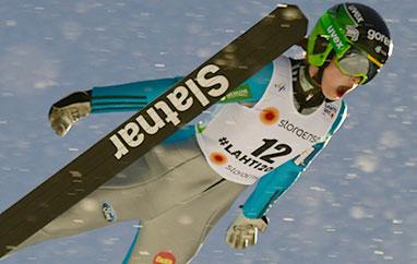 FIS Cup: Kriznar znów wygrywa, Polki wdrugiej dziesiątce