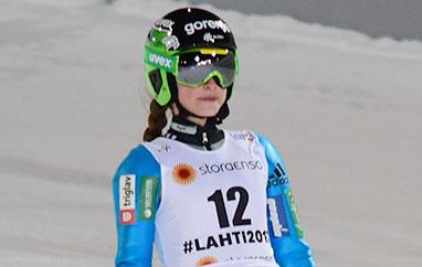 FIS Cup: Kriznar najlepsza wdrugim konkursie