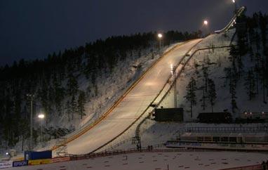 PK Kuusamo: Też wieje, dzisiaj nie skaczą