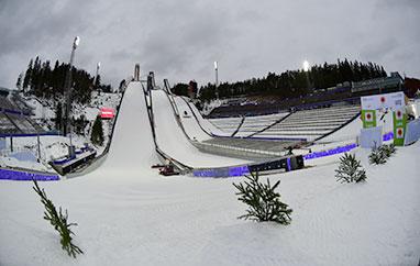 Powrót do rywalizacji w Pucharze Świata, dziś skoki w Lahti