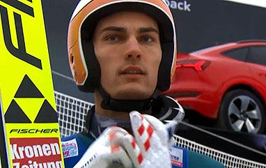 Konkursy Pucharu Kontynentalnego wCzajkowskim odwołane, Leitner zwycięzcą cyklu