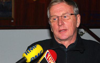 Ahonen iLepistö kończą współpracę, trener przechodzi naemeryturę