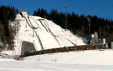 Lillehammer, Lysgaardsbakken (Norwegia)