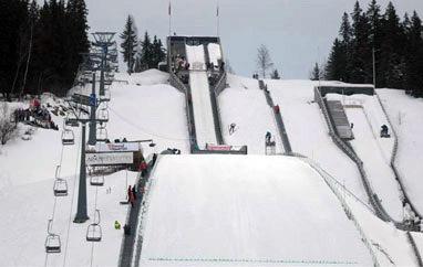 PŚ Lillehammer: Niedziela na dużej skoczni, 79 zawodników w kwalifikacjach