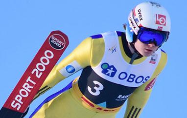 MŚJ: Norwegia ze złotem wkonkursie drużyn mieszanych