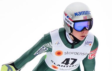 PŚ Rasnov: Druga seria treningowa dla Maren Lundby