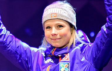 PŚ Rasnov: Maren Lundby z kolejnym zwycięstwem i Pucharem Świata