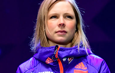 PŚ Lillehammer: Maren Lundby deklasuje w serii próbnej