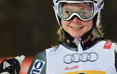 PŚ Lillehammer: Maren Lundby wygrywa kwalifikacje