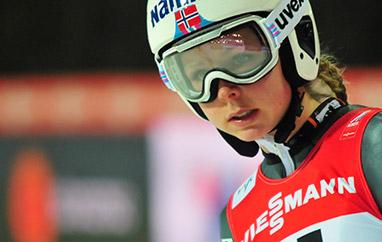 PŚ kobiet Sapporo: Maren Lundby wygrywa konkurs