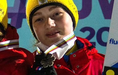 Irma Makhinia (Rosja)