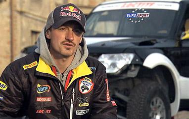 Dakar 2012 i Adam Małysz w Eurosporcie