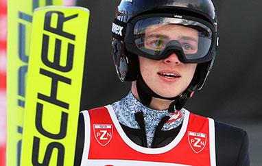 FIS Cup: Elias Medwed najlepszy wserii próbnej