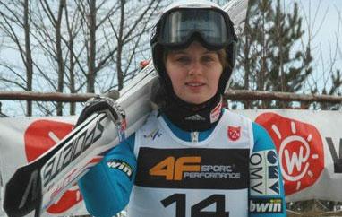 Lucie Mikova (Czechy)