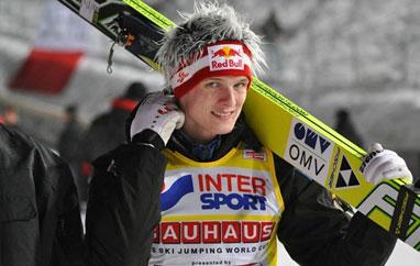 PŚ Oberstdorf: Austriacy wygrywają konkurs iFIS Team Tour