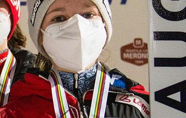 FIS Cup kobiet: Muehlbacher wygrywa serię próbną