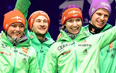 Życie jak rollercoaster czyli drużyna Niemiec wEuropaPark