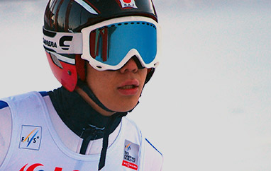 FIS Cup Rasnov: Ren Nikaido zdrugim zwycięstwem