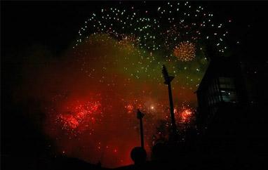 Szczęśliwego roku 2012!