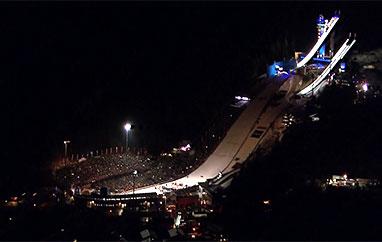 MŚ Oberstdorf: 78 skoczków naliście startowej treningów