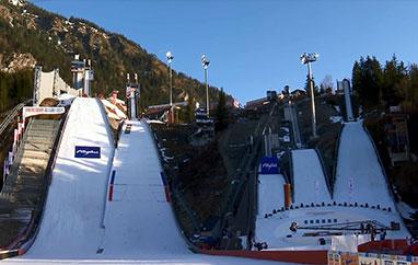 MŚ Oberstdorf: Dziś kwalifikacje dokonkursu nadużej skoczni