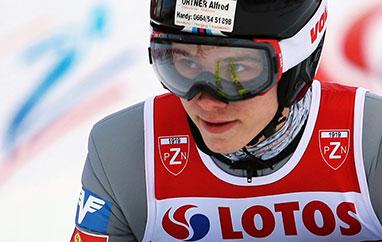 FIS Cup: Ortner wygrywa konkurs, słabi Polacy