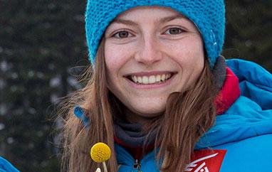 Josephine Pagnier (Francja)