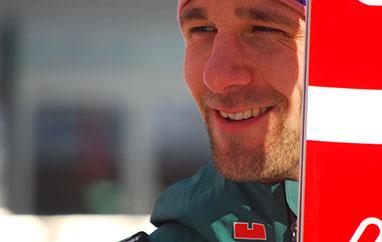 CoC Oberstdorf: Paschke najlepszy natreningu