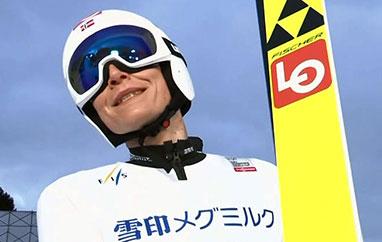 PŚ Lillehammer: Pedersen wygrywa kwalifikacje, Leyhe nowym liderem Raw Air