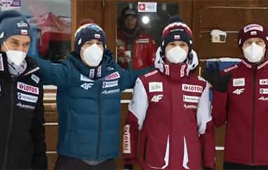 MŚ Oberstdorf: Czternaście zespołów wdrużynówce, niewielkie zmiany wskładach